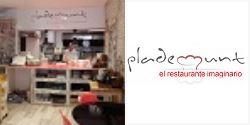 Plademunt, el restaurante imaginario