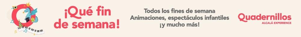 Quadernillos - Talleres - Cuarto Trimestre 2017 - Alcala de Henares