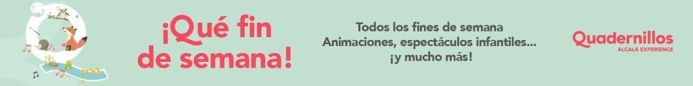 Quadernillos - Talleres - Tercer Trimestre 2018 - Alcala de Henares