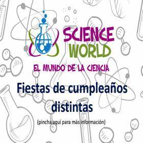 Science World - Fiestas Cumpleaños
