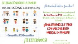 Celebración Día de la Familia