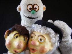 Pascual Patroclo y sus muñecos