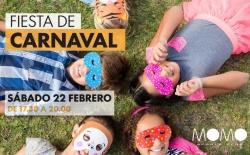 Fiesta Infantil de Carnaval 2020 MOMO La Dehesa