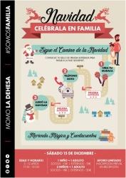 Fiesta Infantil de Navidad MOMO La Dehesa