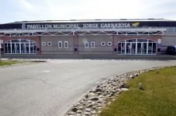 Pabellón Municipal Jorge Garbajosa
