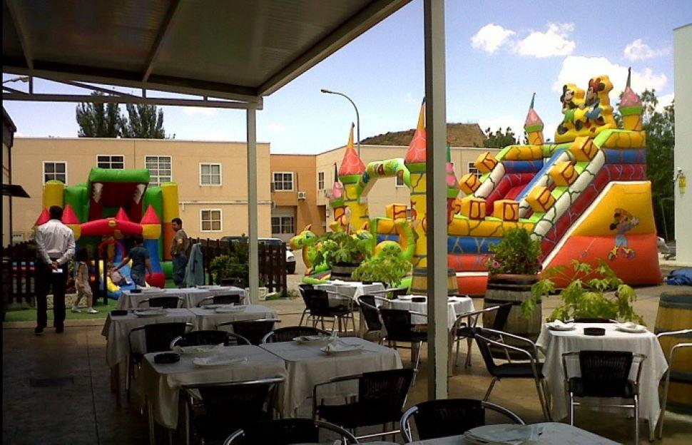 Restaurantes Niños Alcalá